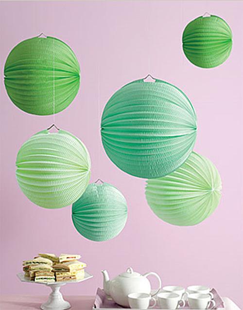 Farolillos de papel paper lanterns paperblog - Farolillos de papel ...