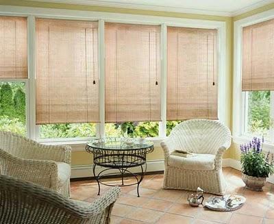 Consejos cortinas para ventanas dificiles paperblog - Cortinas para ventanales grandes ...