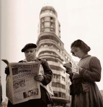 Tres cines en la Gran Vía de Madrid