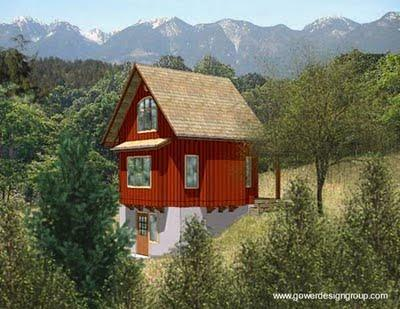 Casas peque as informaci n paperblog - Casitas de madera pequenas ...