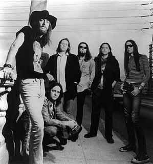 THE BLACK CROWES - COVER  LIVE SONGS / PARTE 2