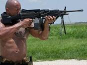 Dwayne Johnson como Roadblock G.I. Joe: Retaliation