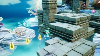 Balan Wonderworld sigue mostrando sus mundos