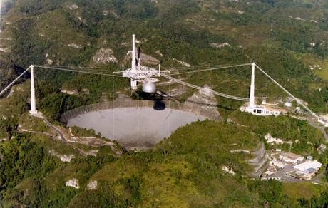El final del radiotelescopio Arecibo y su enorme legado