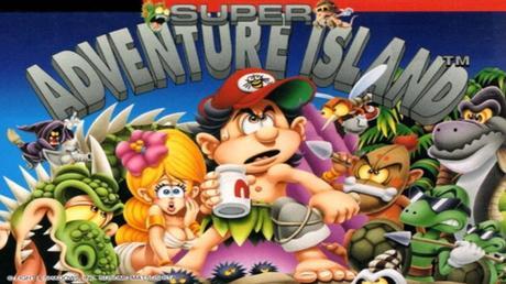 super adventure island super nintendo analisis