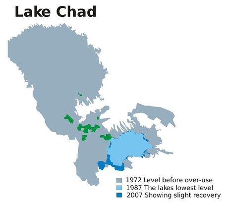 Yihadismo y cambio climático a la orilla del lago Chad