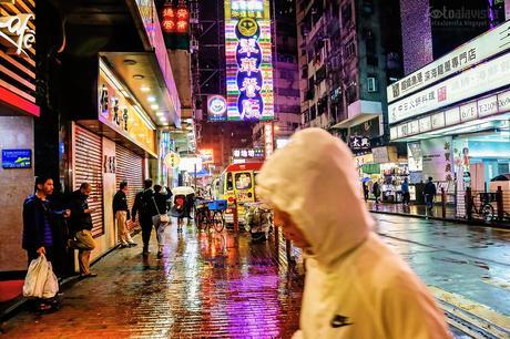 Walking Hong Kong - Fotografía