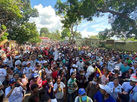 Bernabé Gutiérrez: Amazonas derrotará con el voto al gobierno que los tiene pasando trabajo
