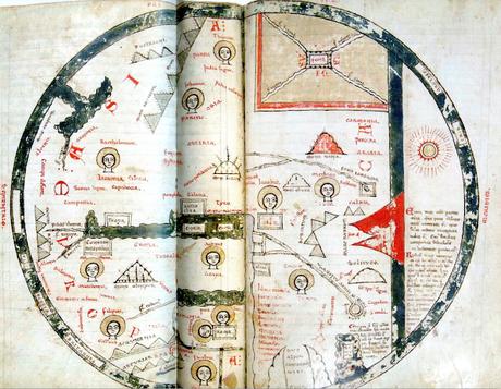El cristianismo medieval y la amenaza de las antípodas