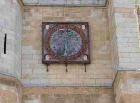 Relojes en la Catedral de León