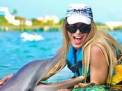 Descubre habitat Delfines Islas Mujeres Cancún