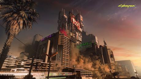 La acción en Cyberpunk 2077 ya esta muy cerca de comenzar