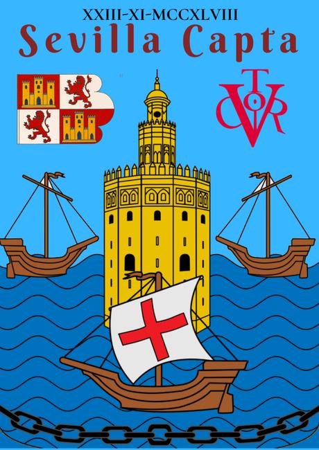 SEVILLA CAPTA: hoy hace 772 años que la flota montañesa conquistó Sevilla