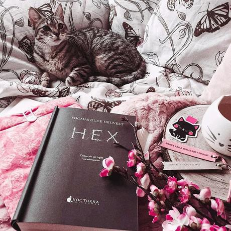 'HEX', de Thomas Olde Heuvelt