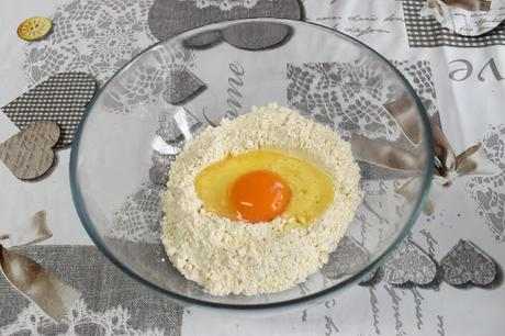 Tagliatelle de bimi con camagrocs y parmesano  (Pasta fresca paso a paso)