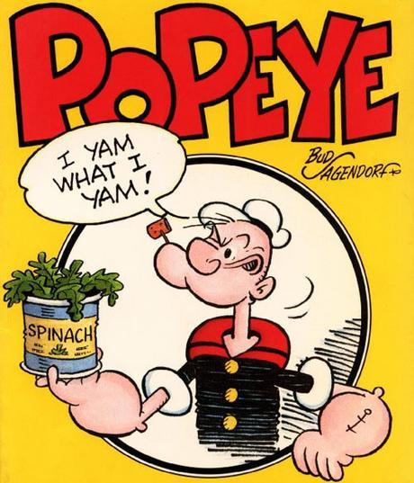La verdadera ciencia de la espinaca y lo que nos enseña la mitología de Popeye sobre cómo se propaga el error