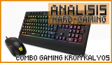 ANÁLISIS: Combo Gaming Krom Kalyos