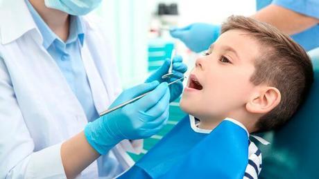 Consecuencias de llevar tarde a los niños al dentista