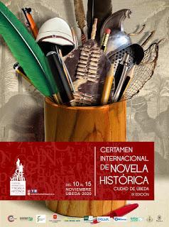 Crónica IX Certamen de Novela Histórica Ciudad de Úbeda