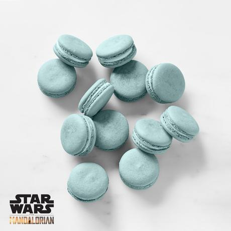 'The Mandalorian': A la venta los macarons azules de Baby Yoda.