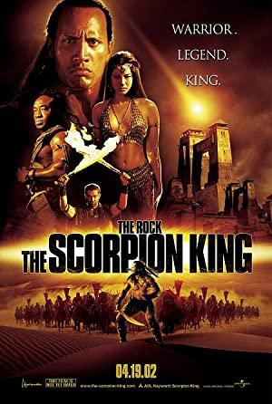 Download The Scorpion King (2002) {Hindi-English} 480p [300MB] || 720p [700MB]
