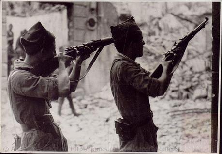 El Portal de Archivos españoles (PARES) Libera miles de Fotografías de la Guerra Civil