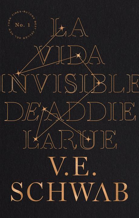 La vida invisible de Addie LaRue de V. E. Schwab