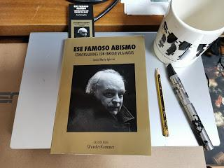 CONDENADOS A PERMANECER FRENTE AL ABISMO