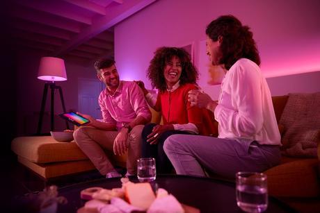 Hogares 4.0: las nuevas luces inteligentes que revolucionan la iluminación
