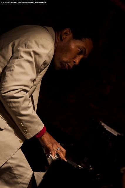 FOTO-Los pianistas del JAMBOREE-OSCAR WILLIAMS II
