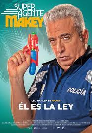 SUPERAGENTE MAKEY (España, 2020) Comedia