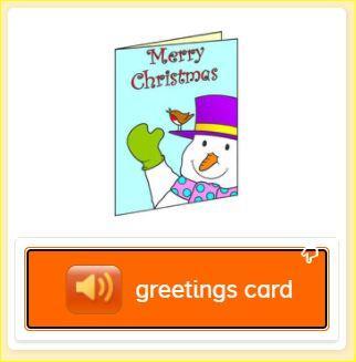 2 Juegos de palabras navideñas en Inglés