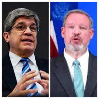 Cuba convocó al encargado USA Timothy Zúñiga-Brown