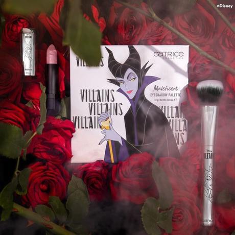 Colecciones de villanas y princesas Disney de Essence y Catrice