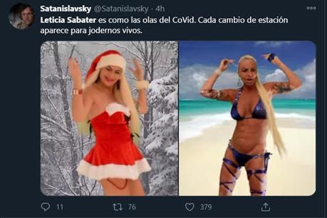 El villancico de Leticia Sabater. Es bueno que haya censura de contenidos