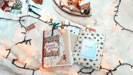 DIY: Chritsmas Journal