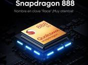 "¡Snapdragon próximo realme ""Race""!"