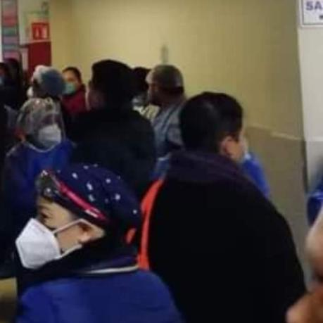 Hospital Central en paro : no aceptarán más pacientes de urgencias