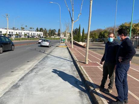 FUERTE INVERSIÓN MUNICIPAL EN OBRAS DE REPARACIÓN EN DISTINTAS BARRIADAS