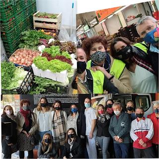 Desperdicio Alimentario, #Tiradecontar, Evap/BPW Valencia, Tcircular