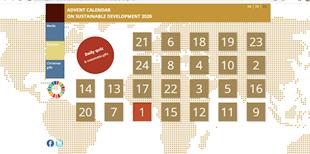 ¡Ya llega el Calendario de Adviento Sostenible 2020!