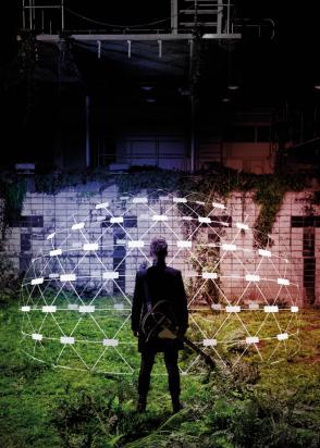 Mads Langer y OnePlus organizan un concierto bajo un iglu hecho con sus teléfonos