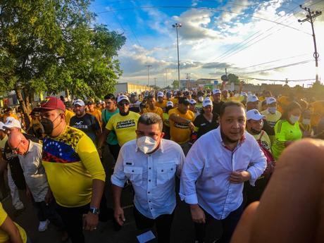 Luis Parra: El 6 de diciembre seremos millones por la renovación y el cambio