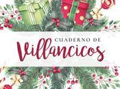 Cuaderno villancicos descargable: canciones navideñas para cantar familia