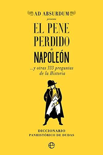 ¡El pene perdido de Napoleón de oferta! Solo 3'79€