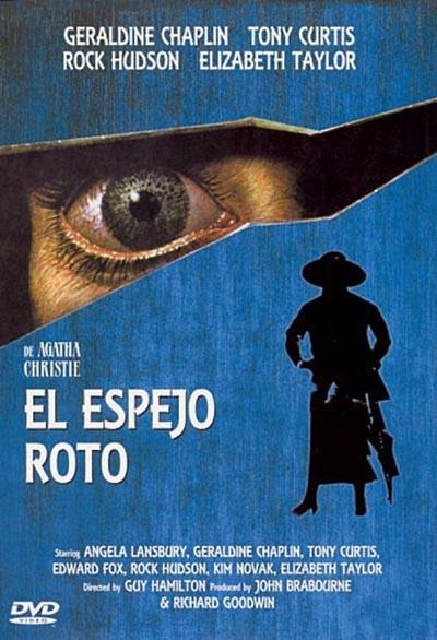 MISS MARPLE: EL ESPEJO ROTO - Guy Hamilton
