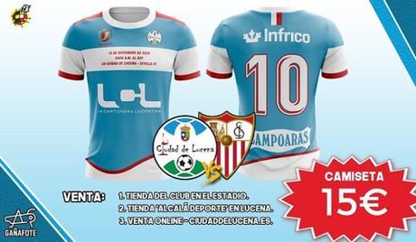 Ya hay fecha y hora para el partido de Copa ante el CD Ciudad de Lucena