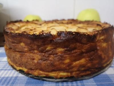 Pastel de manzana fácil TM5