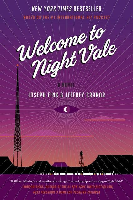 Welcome to night Vale, Joseph Fink & Jeffrey Canor