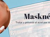 Maskné ¿Cómo prevenir tratar acné mascarilla?
